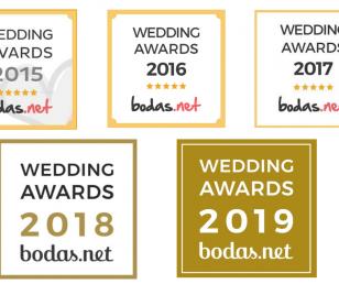 Mesón San Vicente gana su 5º Wedding Awards de forma consecutiva